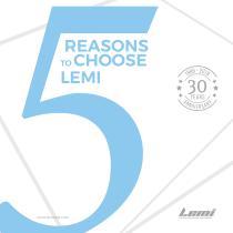 Lemi - 5 Reasons to choose Lemi