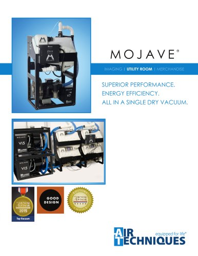 Mojave Dry Vacuum Systems Brochure