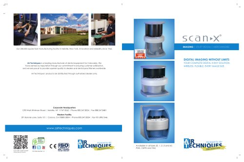 ScanX Brochure