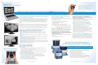 ScanX Brochure - 2