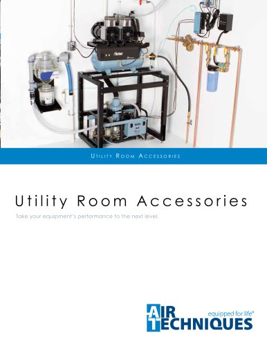 Utility Room Accessories Brochure