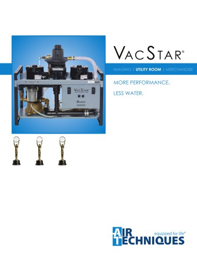 VacStar Wet Vacuum Systems Brochure