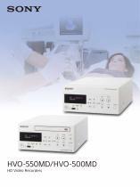 HVO-500MD / HVO-550MD
