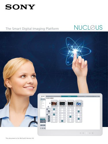 NUCLeUS Brochure