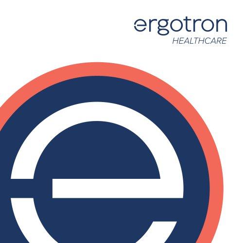 Ergotron's Healthcare Catalog