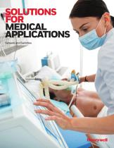 Solutions for Medical Applications. Sensors and Switches
