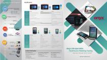 Mobile Medical Tablet Brochure