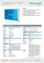 "15.6"" Medical Computer | TM-5040-16"