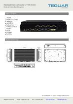 MEDICAL BOX COMPUTER   TMB-5010 - 2