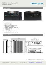 TB-5545-PCIe | Fanless PC - 2
