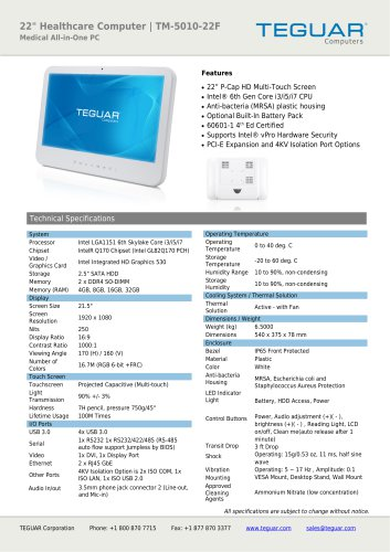 TM-5010-22F