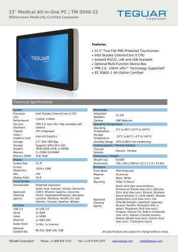 TM-5040-22