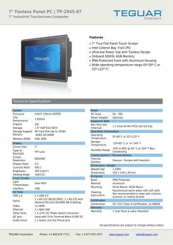 TP-2945-07