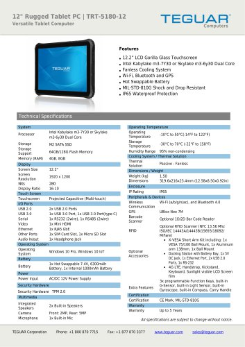 TRT-5180-12