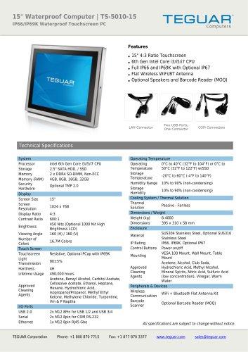 TS-5010-15
