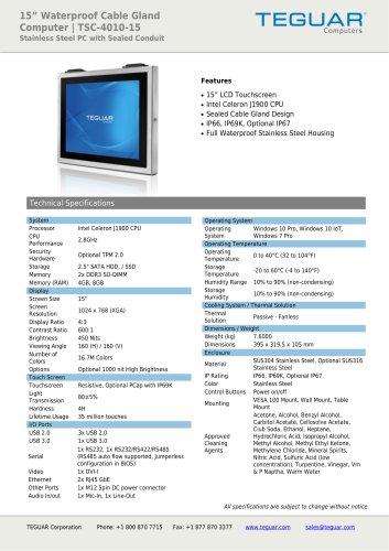 TSC-4010-15