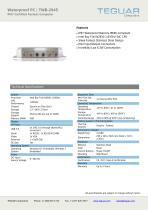 Waterproof PC | TWB-2945 - 1