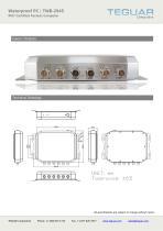 Waterproof PC | TWB-2945 - 2