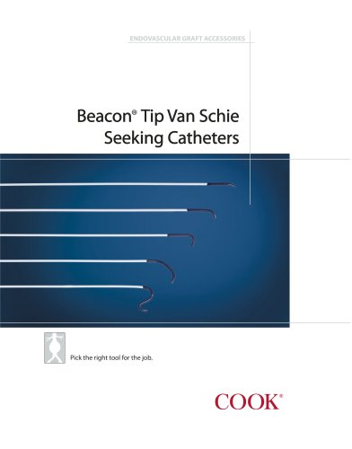 Beacon® Tip Van Schie Seeking Catheters
