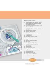 Cook Spectrum Minocycline/Rifampin Catheters Catalog - 15