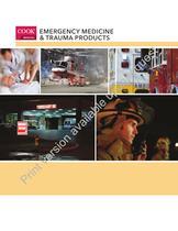 Emergency Medicine & Trauma Products - 1