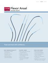Flexor Ansel Guiding Sheath - 1