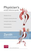 Physician's pocket reference guide - 1