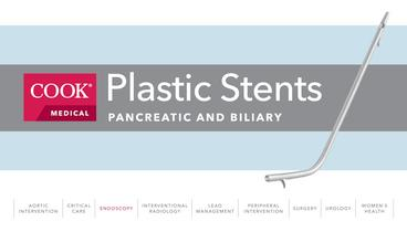 Plastic Stents?Pancreatic and Biliary
