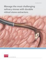 Salivary Stone Extractors Datasheet - 1