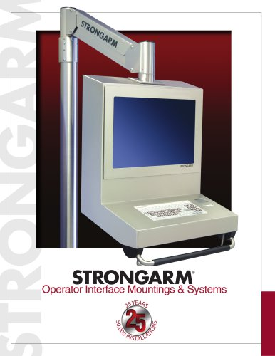 STRONGARM Operator Interface Mountings & Systems