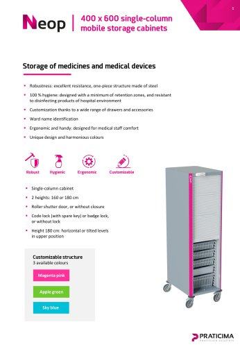400 x 600 Neop storage cabinet