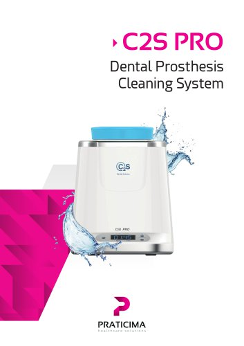 C2S PRO cleaning system