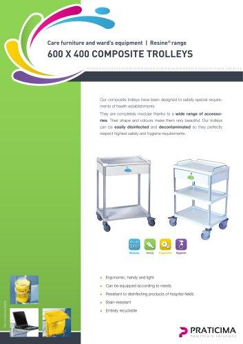 Composite trolleys