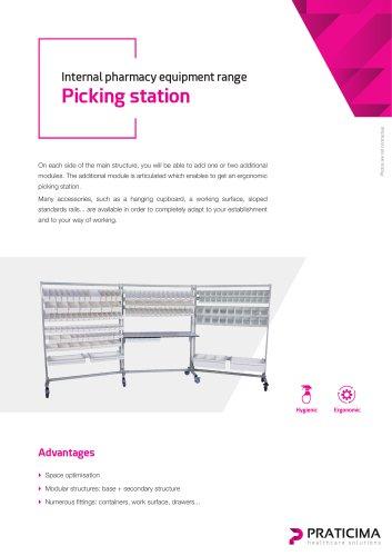 Picking station