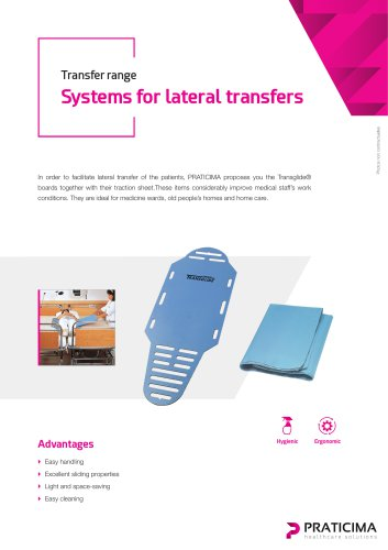 Systems for lateral transfers
