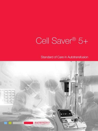 Cell Saver ® 5+