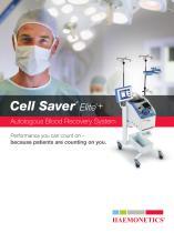cell saver Ellite+