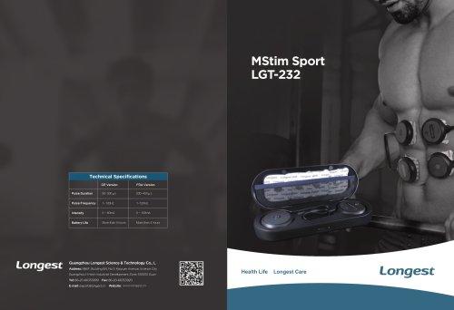 MStim Sport LGT-232