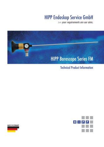 HIPP Borescope Series FM