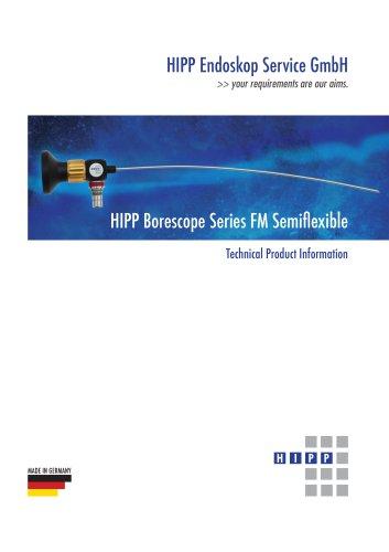 HIPP Borescope Series FM Semiflexible
