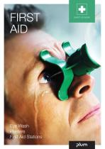 First aid brochure