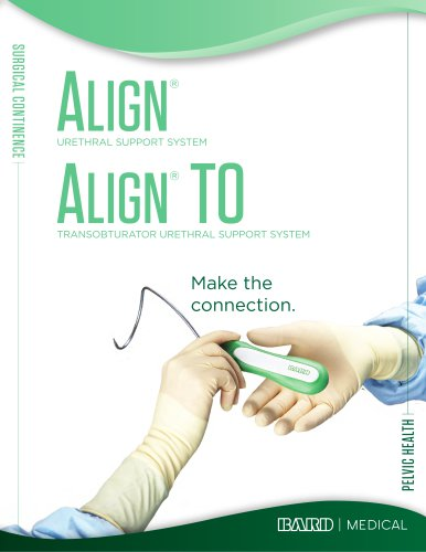 ALIGN Urethral Support Systems
