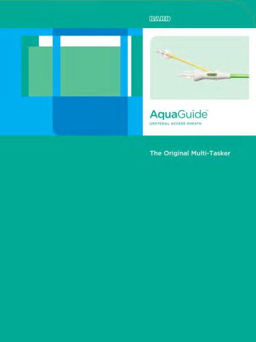 AQUAGUIDE  Brochure