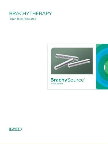 BRACHYSOURCE® Iodine 125 Brochure
