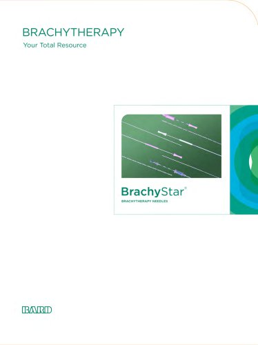 BRACHYSTAR® Brachytherapy Needles