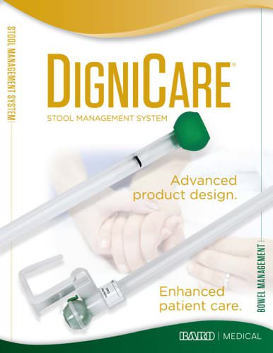 DIGNICARE Stool Management System