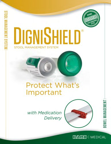 DIGNISHIELD SMS with Med Delivery