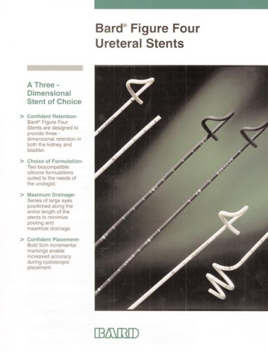 Silicone Ureteral Stents Brochure