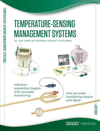 Temperature-Sensing Catheter Brochure