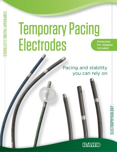 Temporary Pacing Electrodes